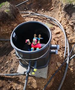 Ground Source Heat Pump Greystone