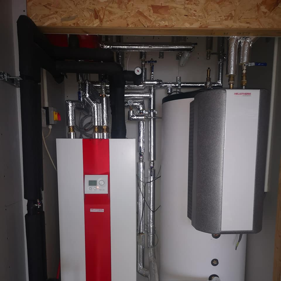 Another Greystone Heat Pump